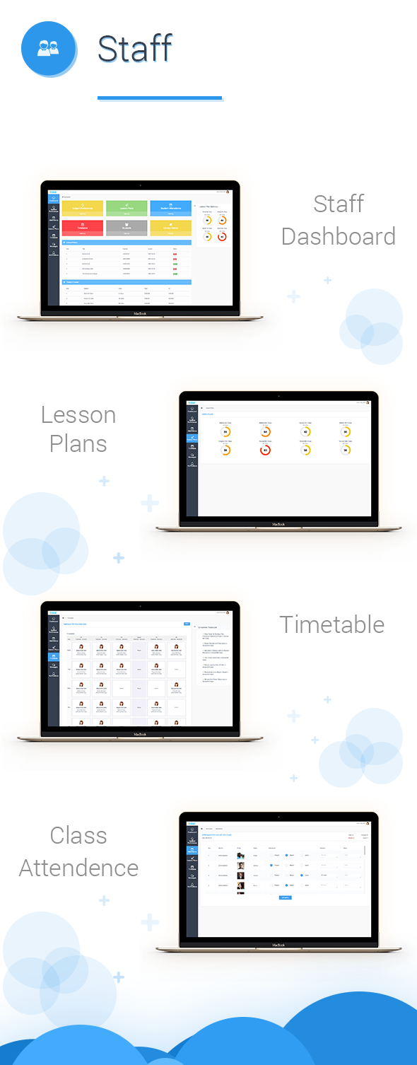 MenorahAcademy - All­in­one College and School Management Software